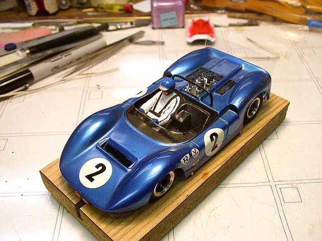 Boyne City Mi >> Team Russkit McLaren MkII - Pro Racing Cars & Replicas ...