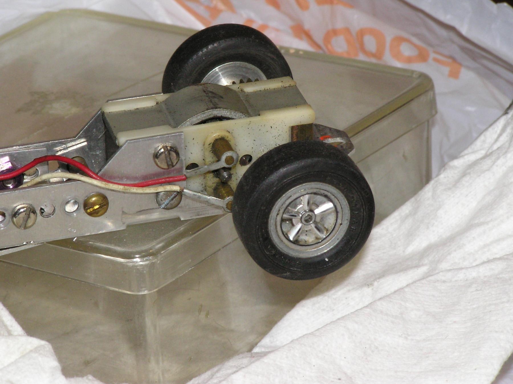 Remagnetizing Dual Magnet Motors Production 1 24 Vintage Cars Slotblog