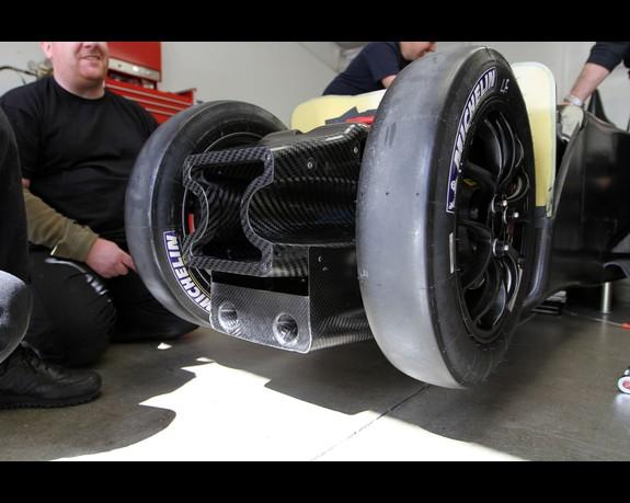 AAR LMP Delta Wing project progress  Page 2  11 Racing  Rides