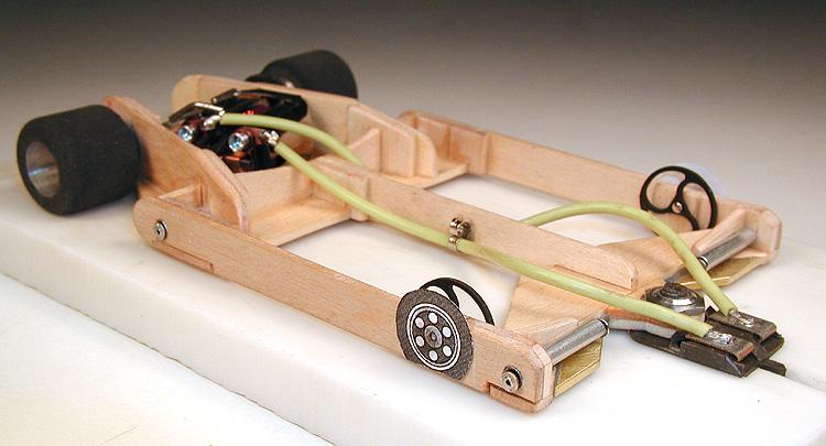 Popsicle Wing Car - Cars - Slotblog