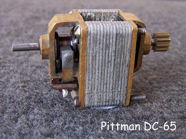 Dc-65 And 65x - Pittman Era