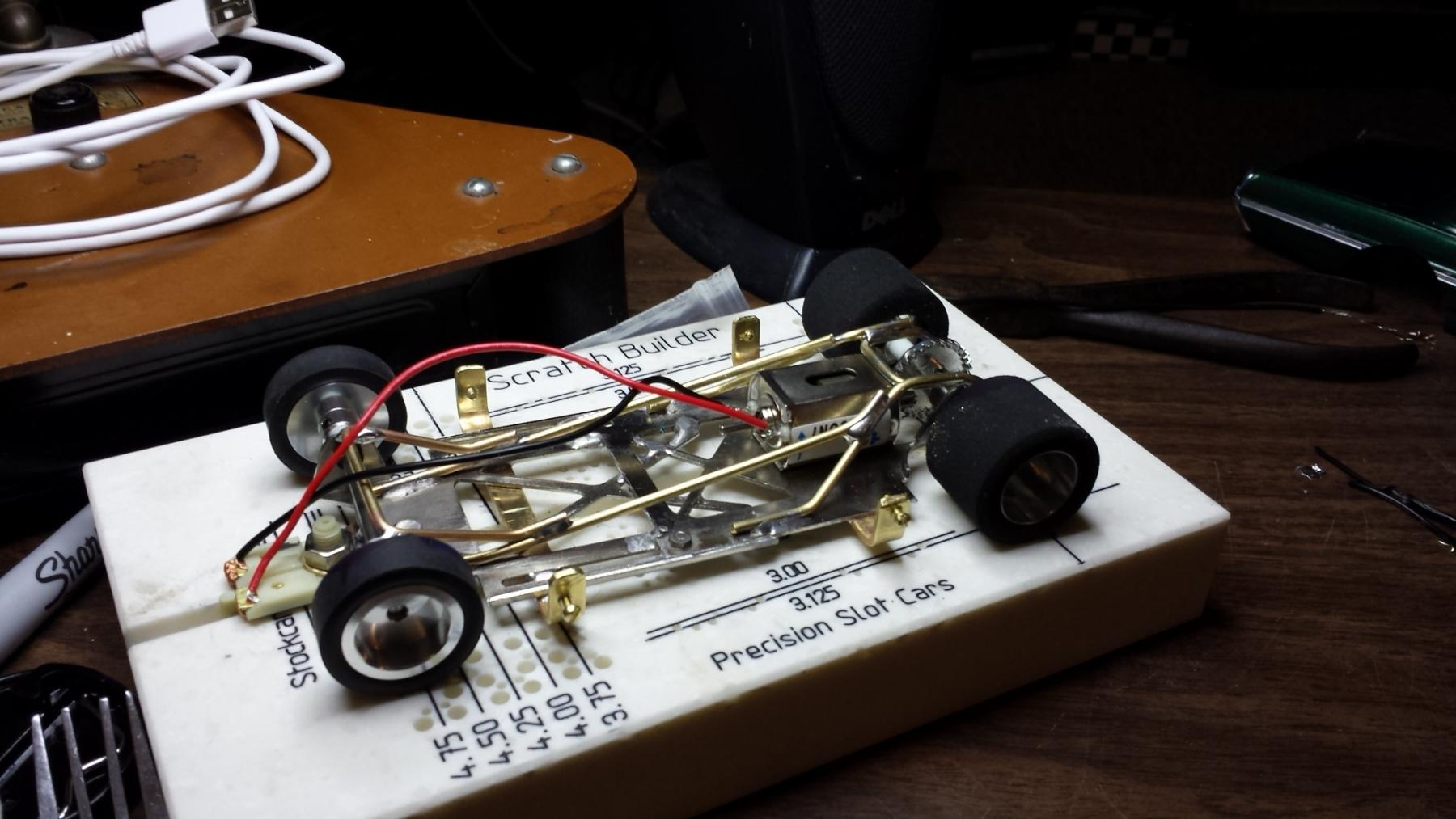 Amt Slot Car Review