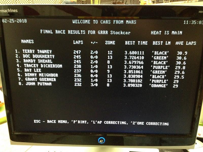 2.25.18 GRRR Stockcar B Main Results.jpg