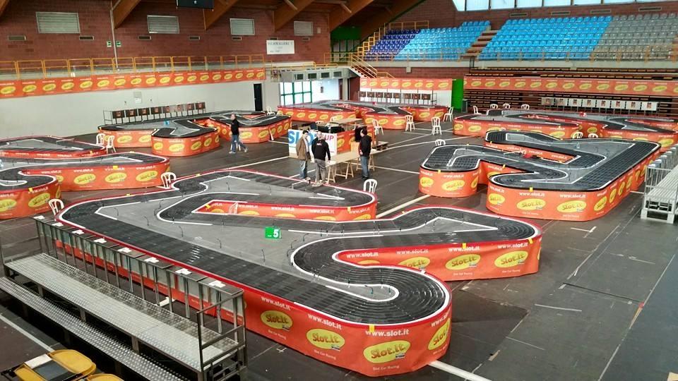 Wa slot car racing group