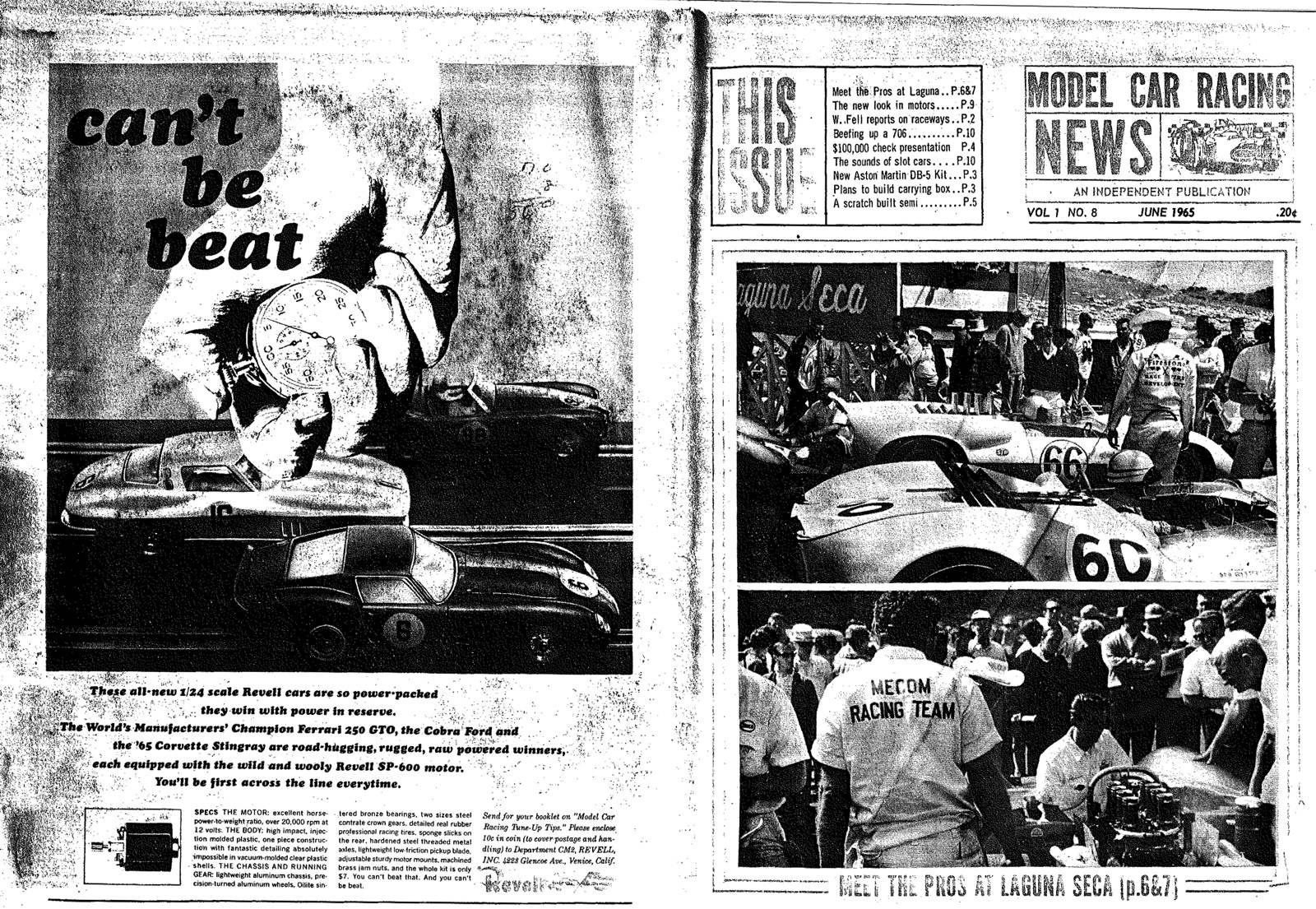 Model Car Racing News - Slot Car History - Slotblog