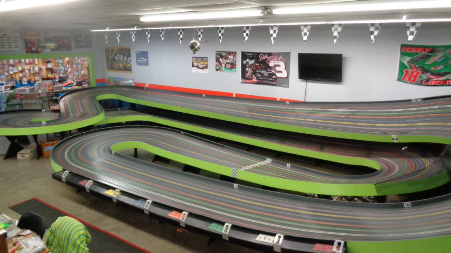 Slot Car Raceway Pinellas Park