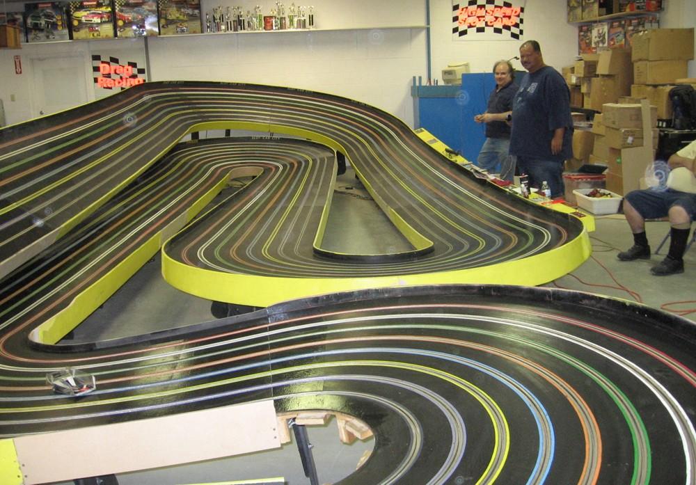 slot cars tracks las vegas