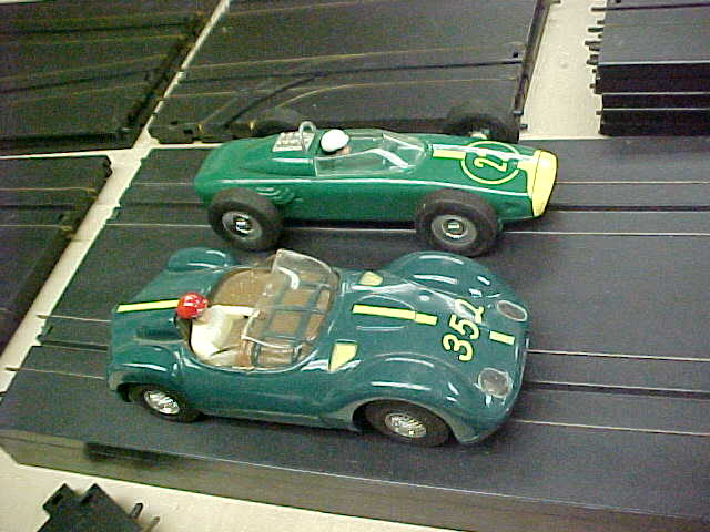 Indiana slot cars