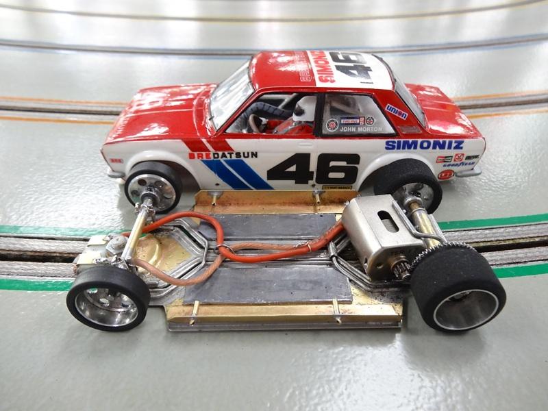 Ssp From Revell Bre Datsun 510 Trans Am U2 5l Non Slot