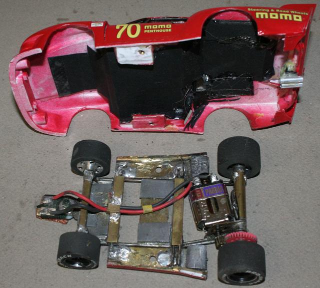 81 Porsche 935, chassis.JPG