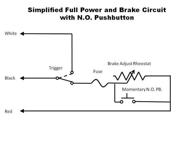 adding a shunt to the brake pot  difalco