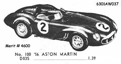 Merit 4600 56 Aston Martin DB3S.jpg