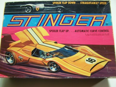 Classic industries slot cars baccarat mille nuits candlestick