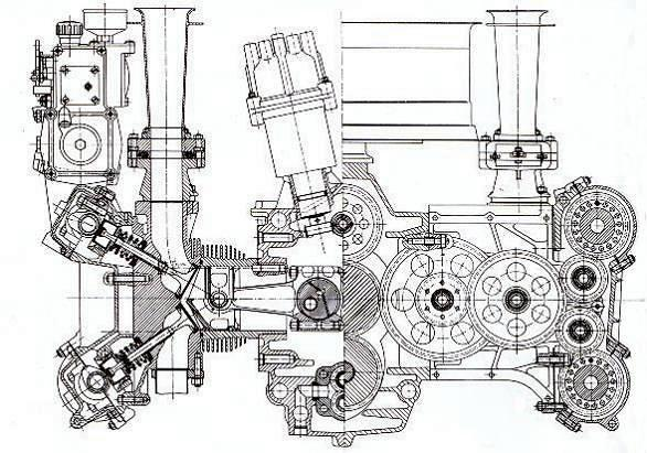 Viewtopic furthermore Porsche 911 parts likewise 39626 Porsche 917 Engine Starts First Time In 30 Years additionally Engine Lubrication further Saab 900 Spark Plug Wiring Diagram. on porsche 356 engine